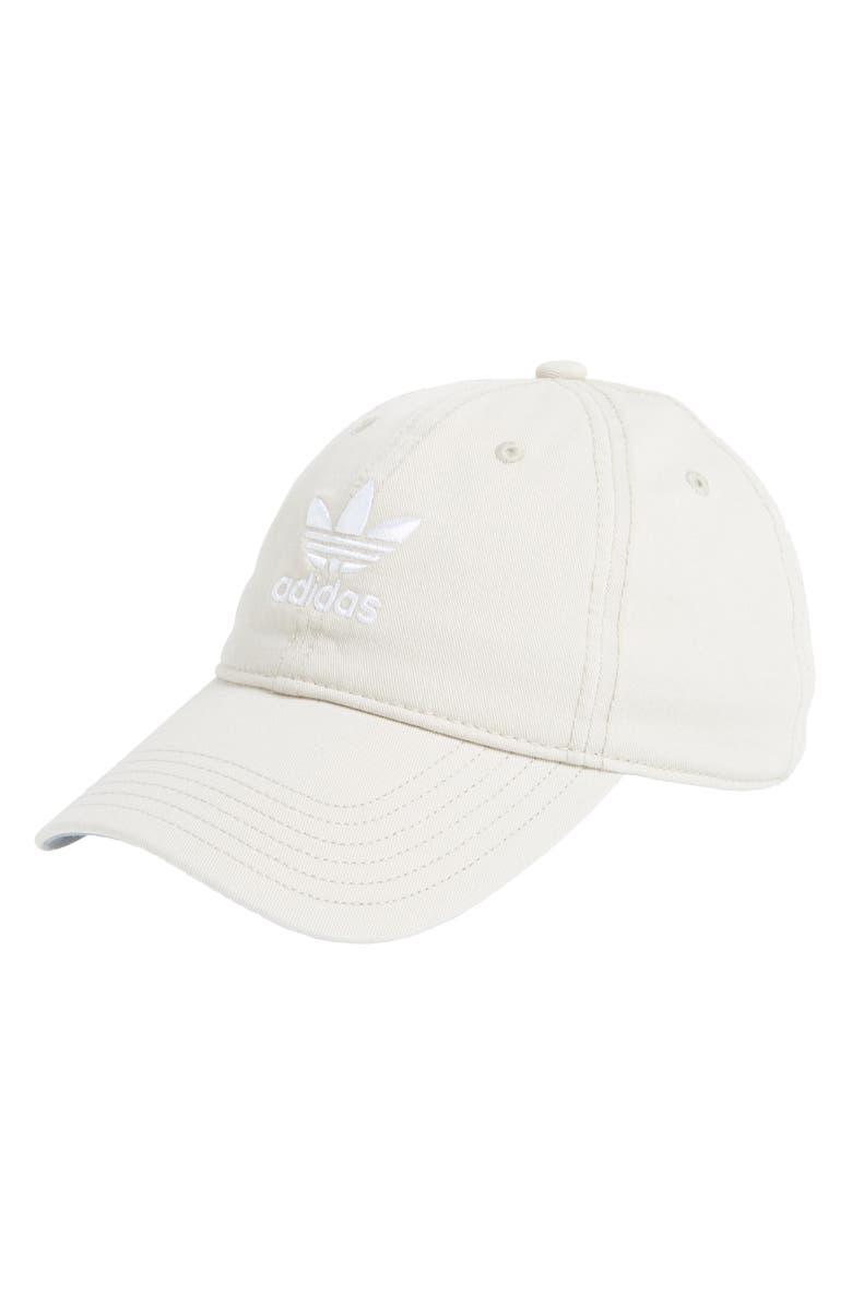 ADIDAS ORIGINALS adidas Trefoil Baseball Cap, Main, color, 270