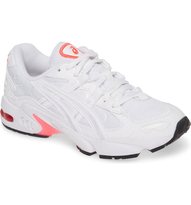 ASICS<SUP>®</SUP> GEL-Kayano<sup>®</sup> 5 Sneaker, Main, color, WHITE/ WHITE