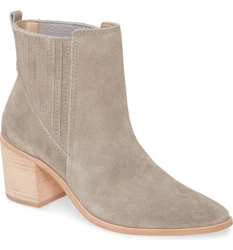 KAANAS Nosiola Bootie, Main, color, GREY