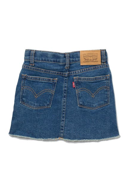 Image of Levi's High Rise Skirt