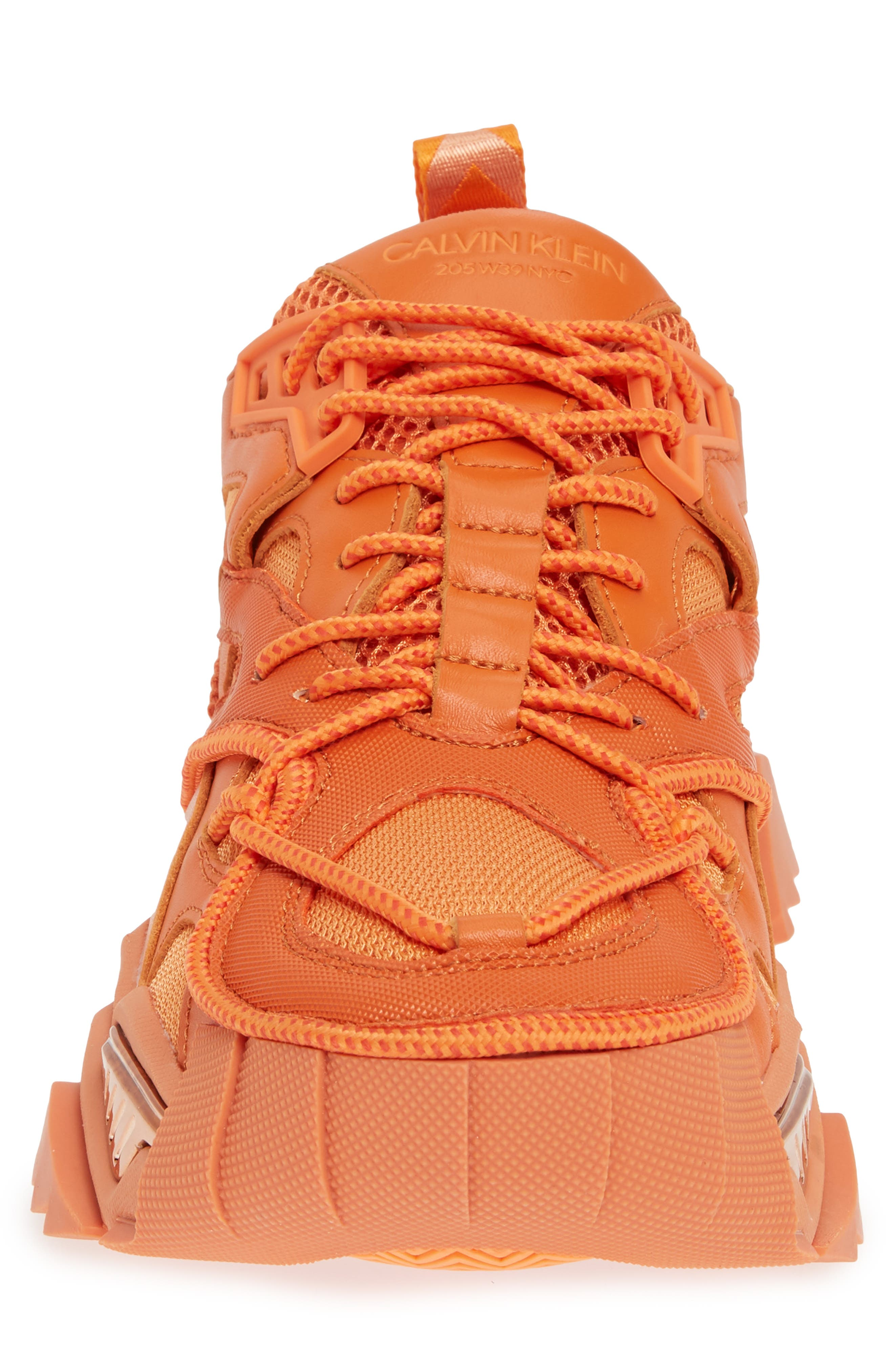 ,                             Strike Sneaker,                             Alternate thumbnail 4, color,                             CARROT
