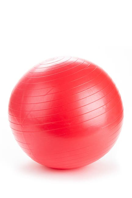 Image of MIND READER Exercise Yoga Ball &  Quick Pump