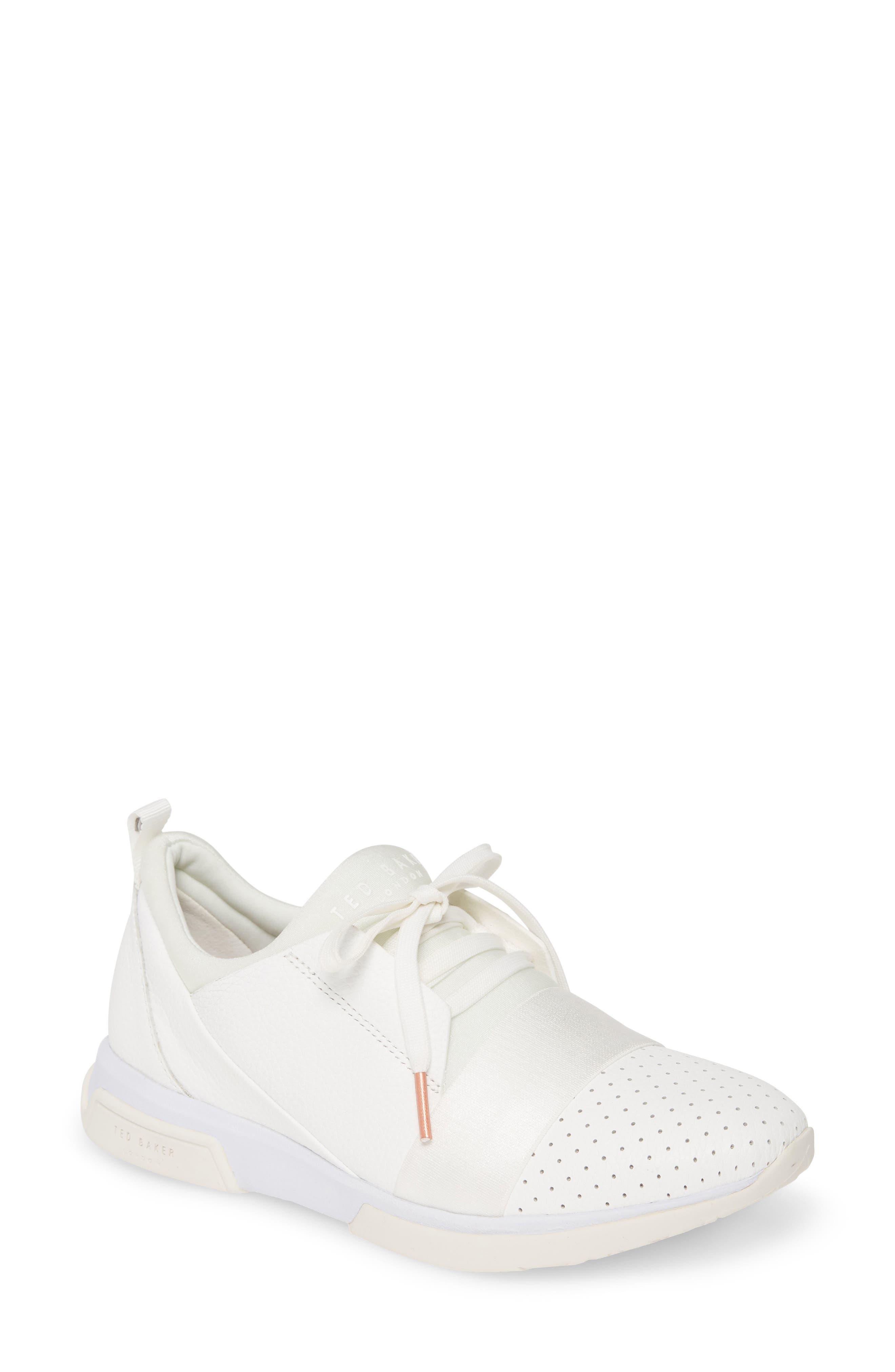 Ted Baker London Cepas Sneaker- White
