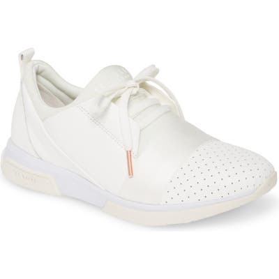 Ted Baker London Cepas Sneaker- White