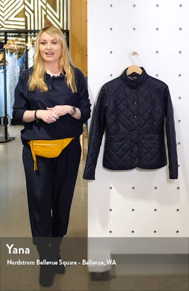 Fell Quilted Jacket, sales video thumbnail