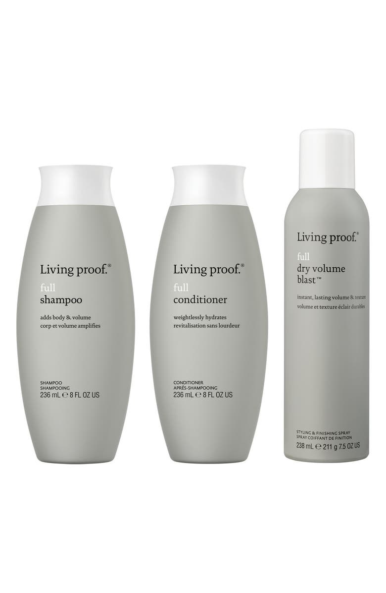 LIVING PROOF<SUP>®</SUP> Full Hair Heroes Full Size Set, Main, color, 000