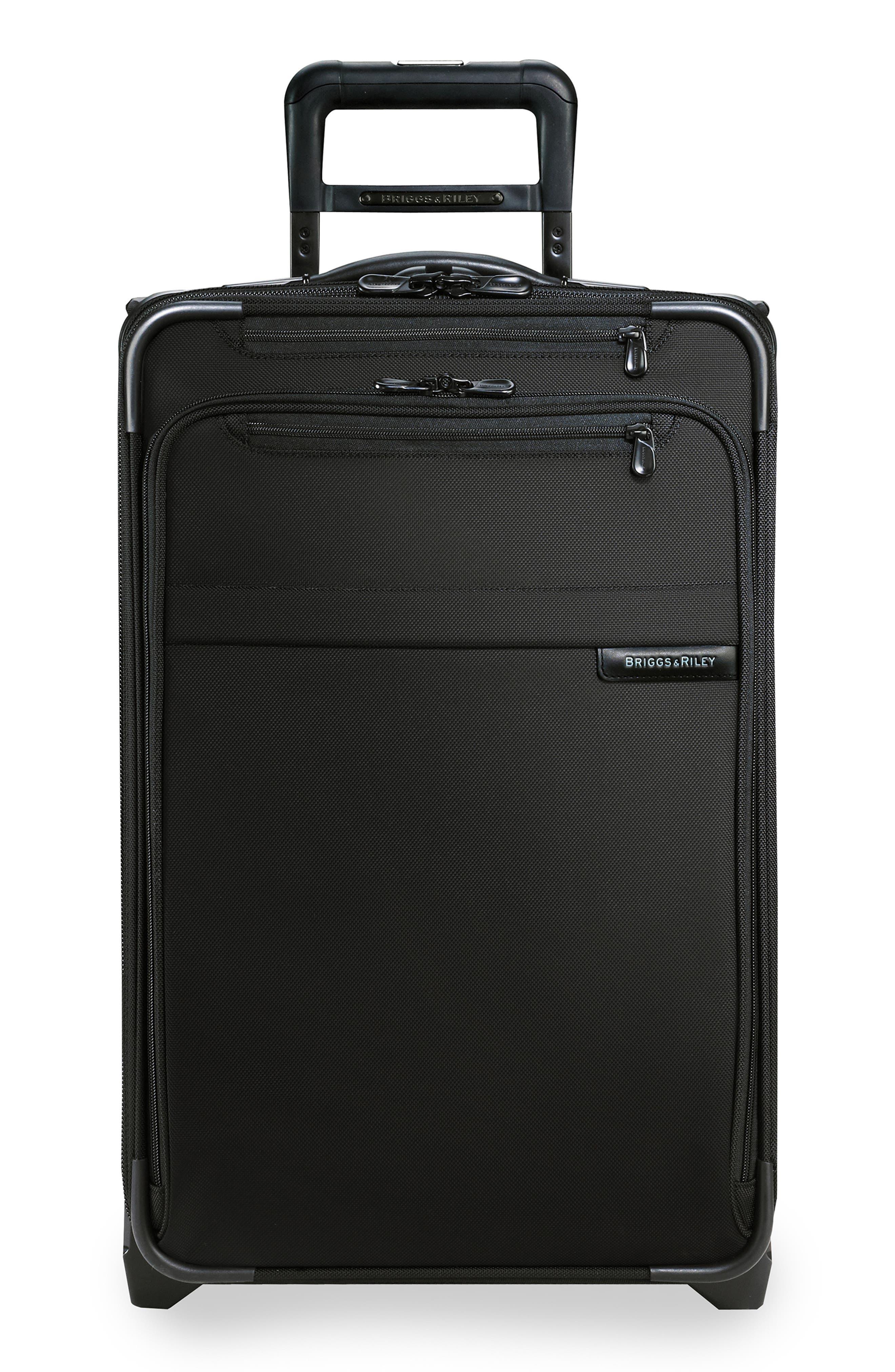 Baseline 22-Inch Expandable Wheeled Carry-On