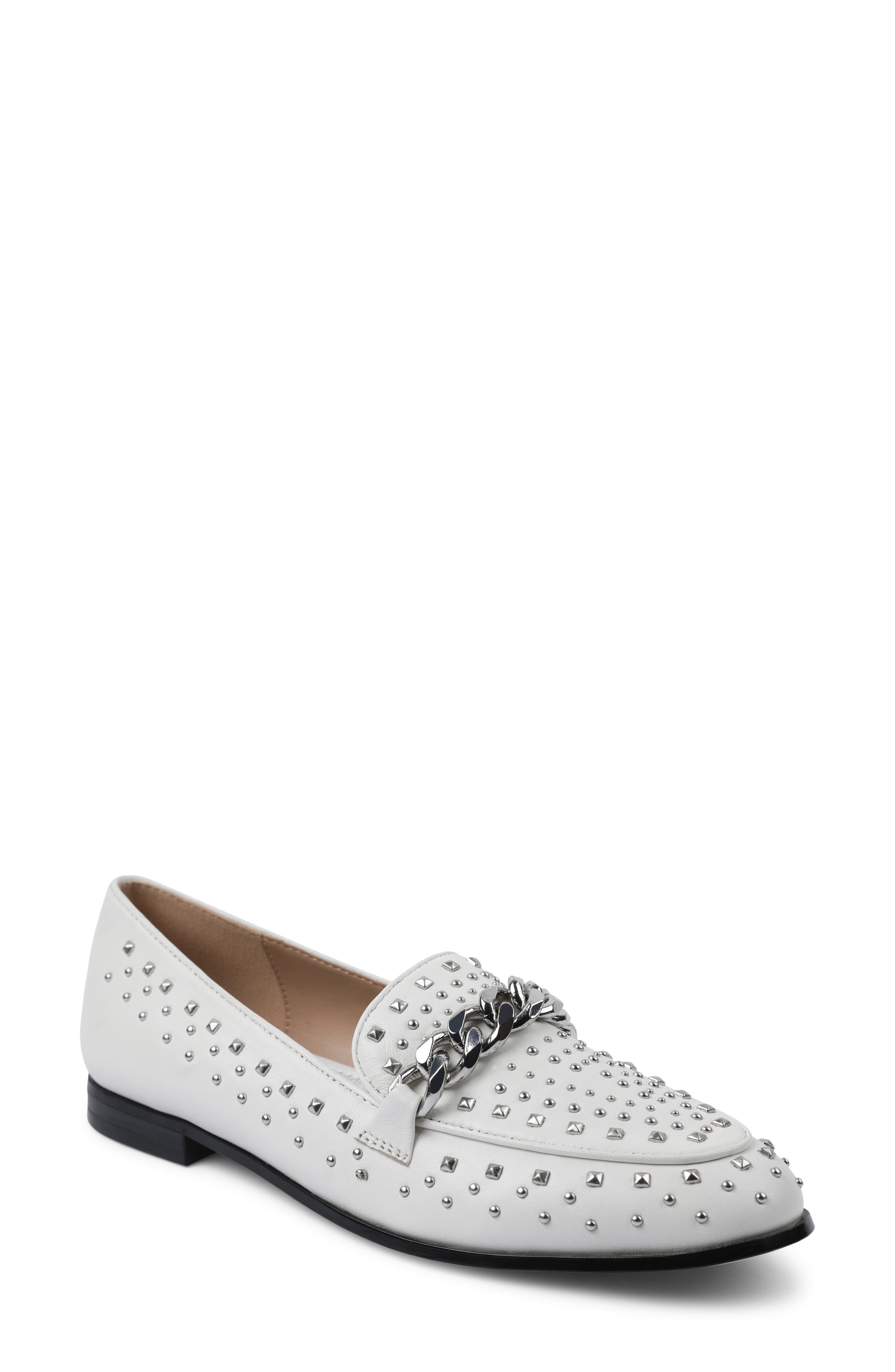 Zelina Studded Loafer