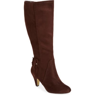 Bella Vita Troy Ii Knee High Boot, Brown