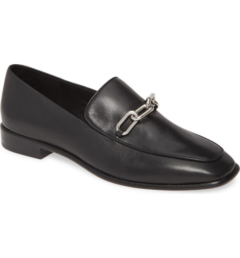 RAG & BONE Aslen Loafer, Main, color, BLACK