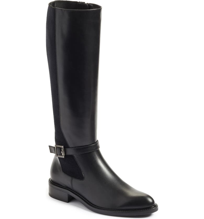 AQUATALIA Genna Weatherproof Tall Boot, Main, color, 001