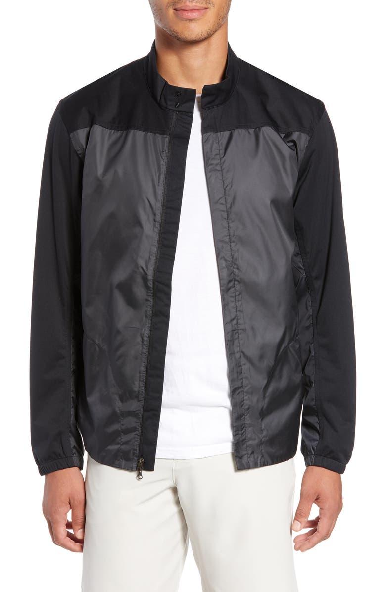 caff0cd69 Shield Core Zip Golf Jacket