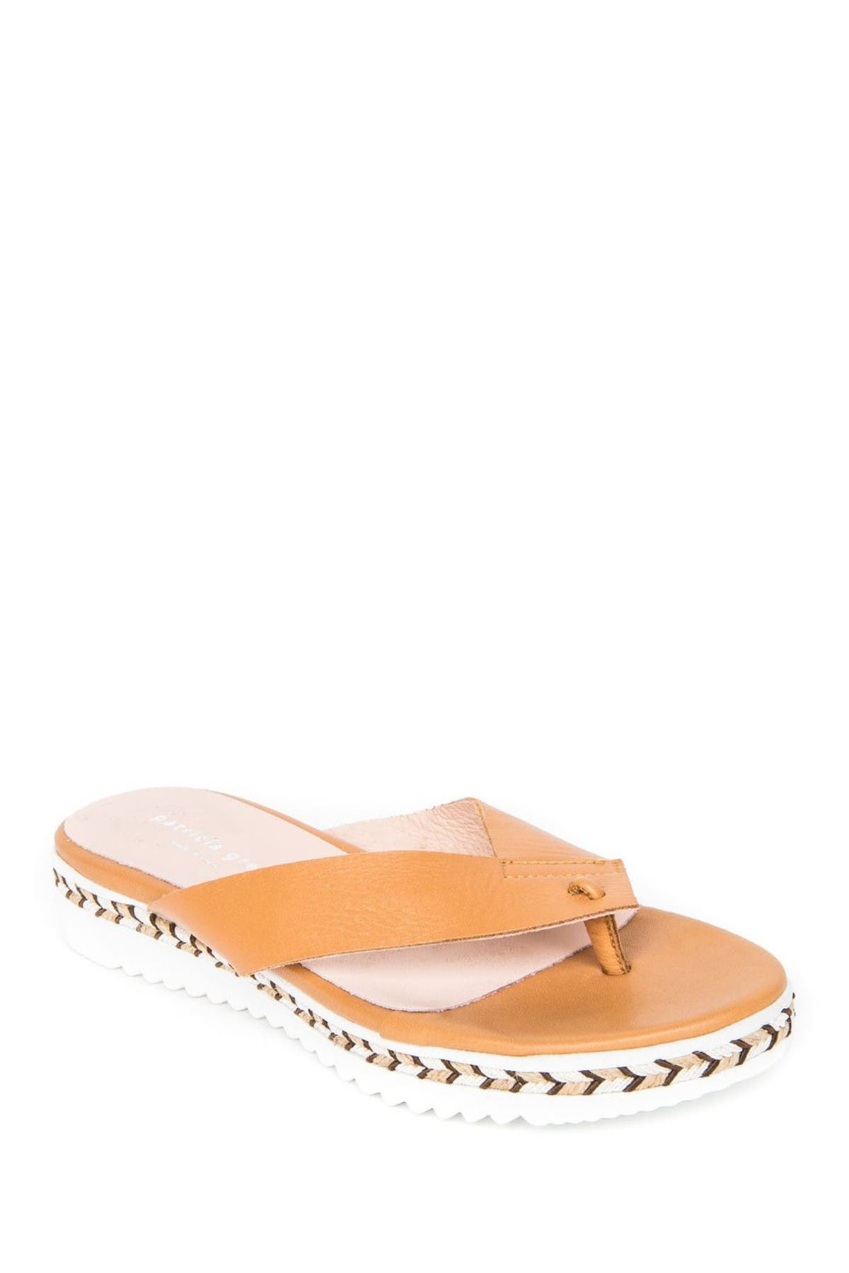 Image of Patricia Green Brooklyn Wedge Flip Flop