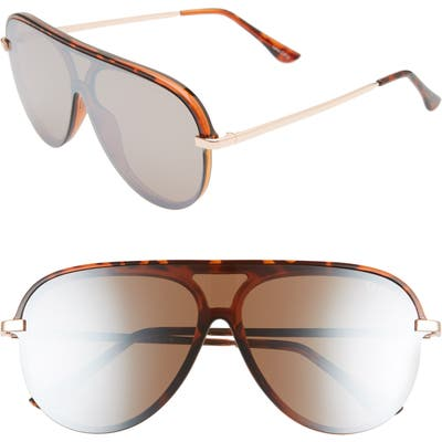 Quay Australia X Jlo Empire 57Mm Shield Sunglasses -