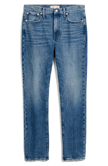 Madewell Jeans THE HIGH RISE SLIM BOY JEANS