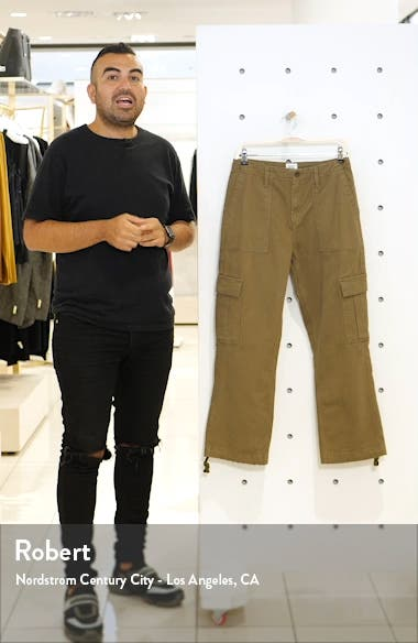 Authentic Twill Cargo Pants, sales video thumbnail