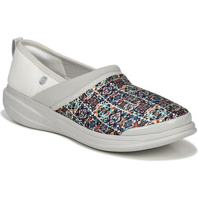 Bzees Coco Slip-On Sneaker- Grey