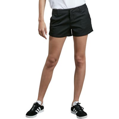 Volcom Frochickie Chino Shorts, Black