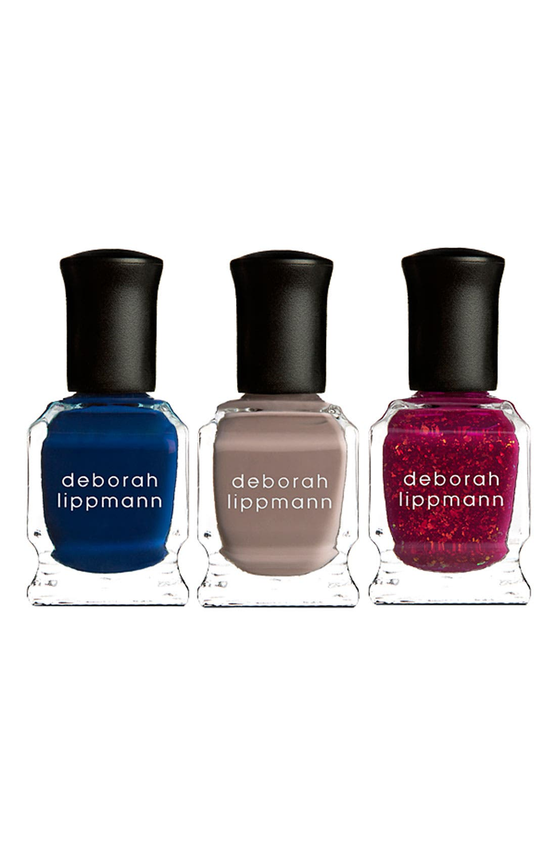 ,                             'She's Always a Woman' Mini Nail Lacquer Trio,                             Main thumbnail 1, color,                             000