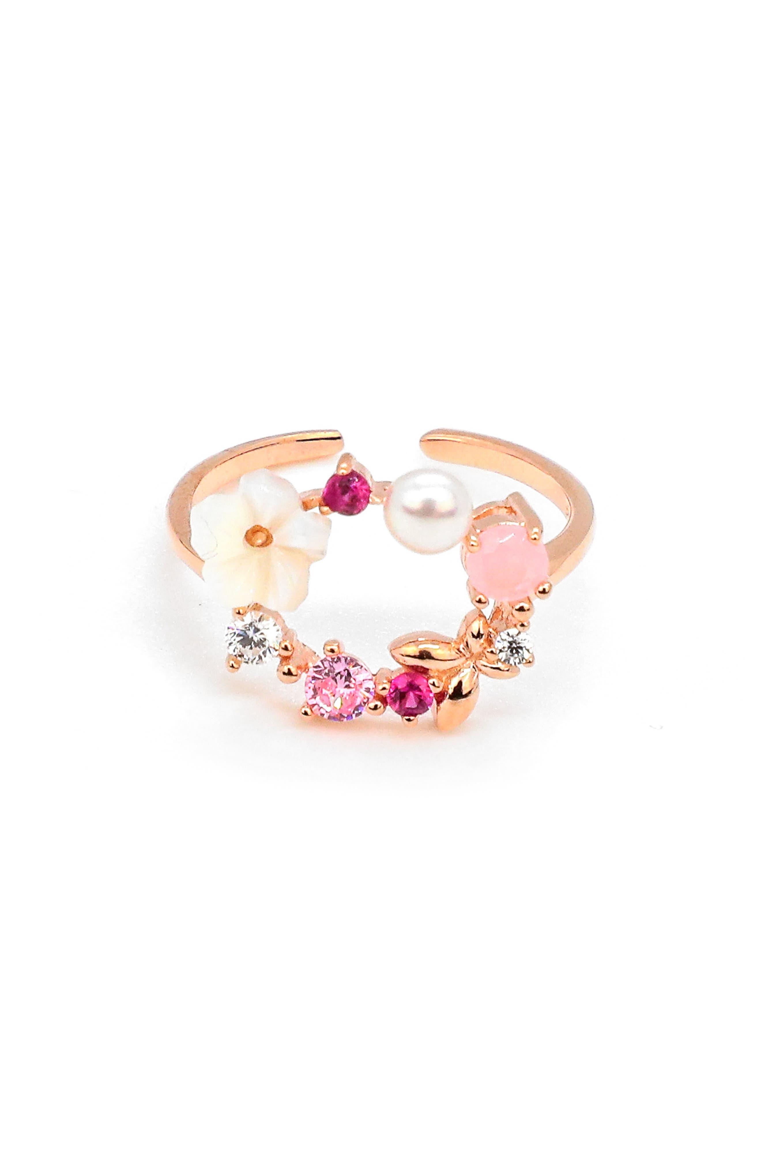Dazzling Sloane Summer Is Mine Ring