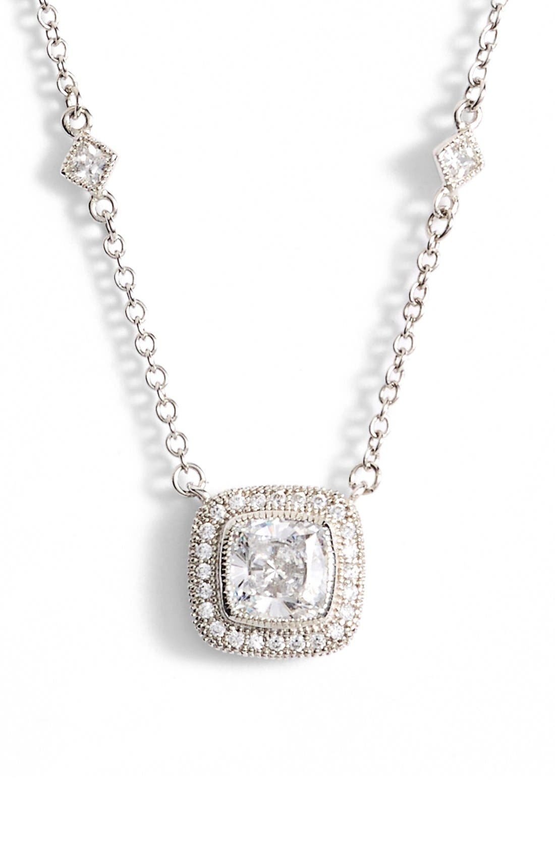 Image of LaFonn Lassaire CZ Pendant Necklace