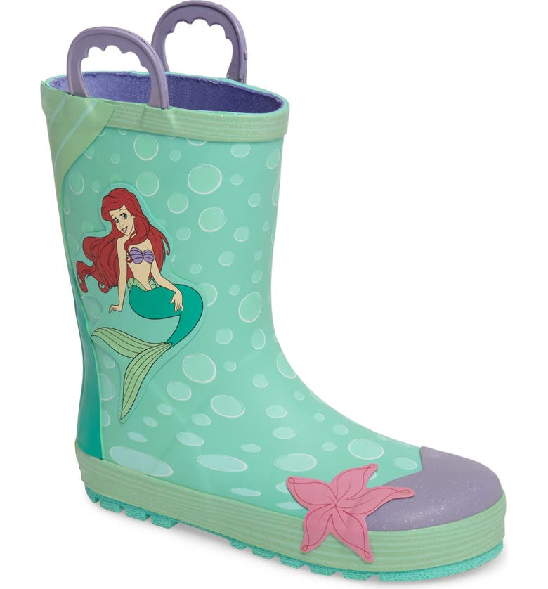 Western Chief Ariel Waterproof Rain Boot Walker Toddler Little Kid Big Kid