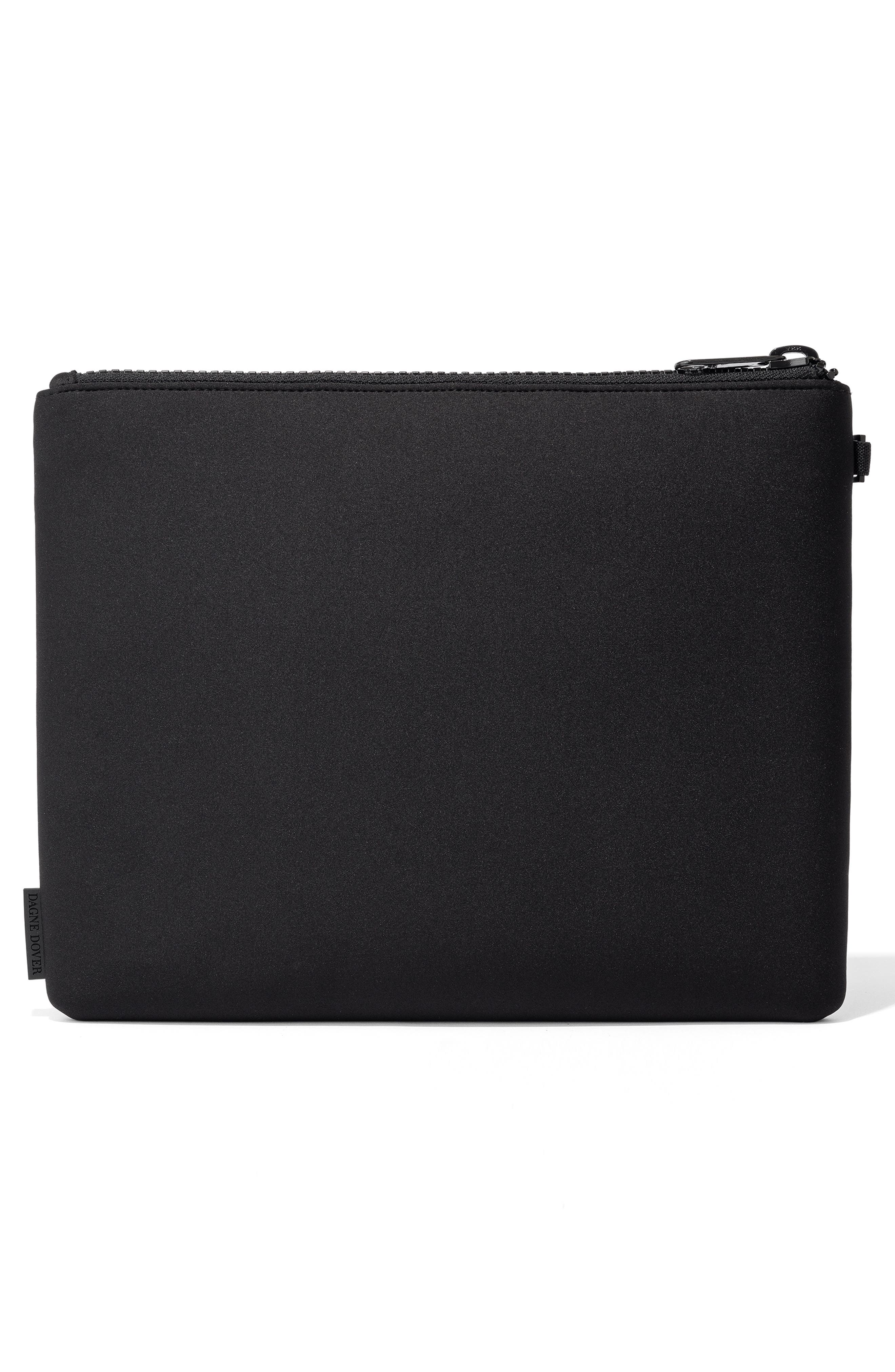 ,                             Scout Extra Large Zip Top Pouch,                             Alternate thumbnail 2, color,                             ONYX