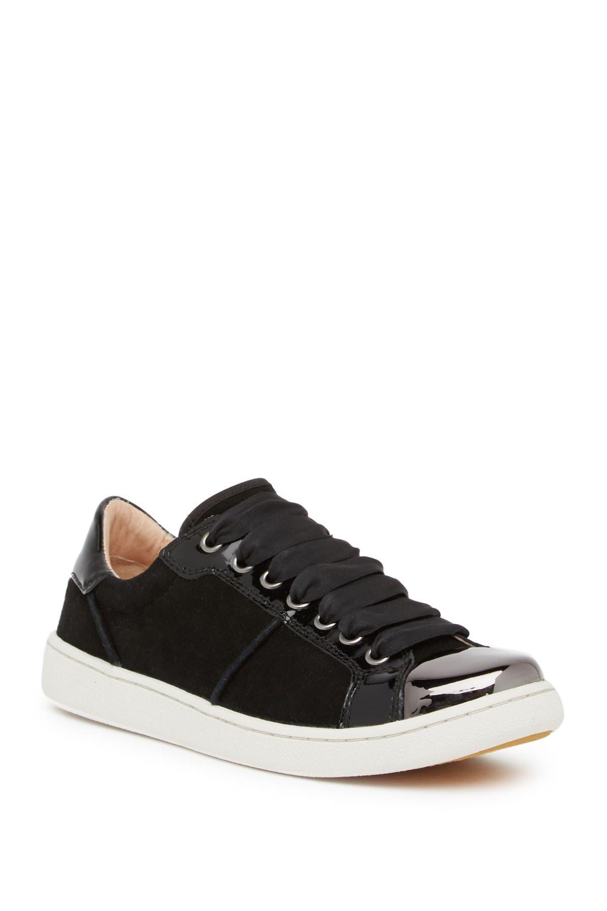 Evangeline Suede \u0026 Leather Sneaker