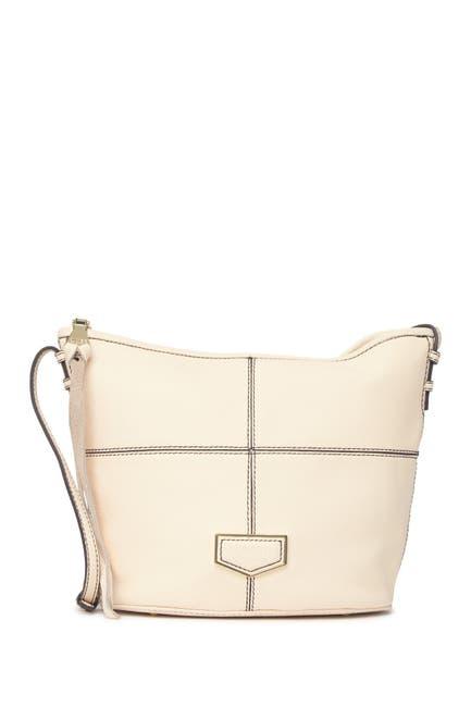 Image of Aimee Kestenberg BK Leather Crossbody Bag