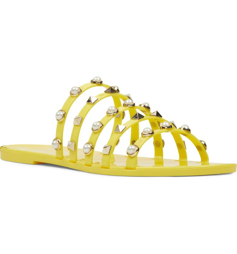 NINE WEST Cariana Slide Sandal, Main, color, 728