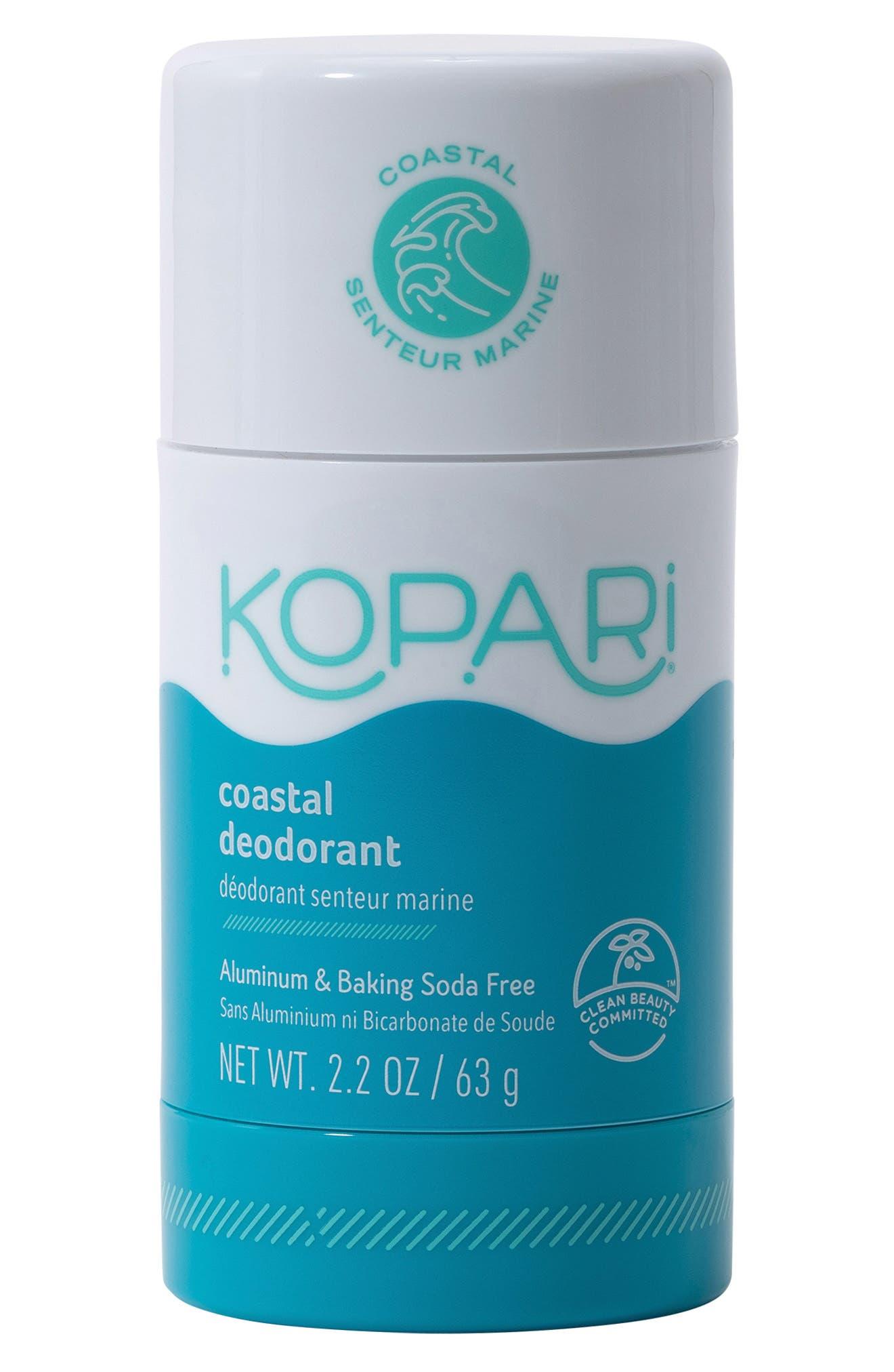 Coastal Deodorant