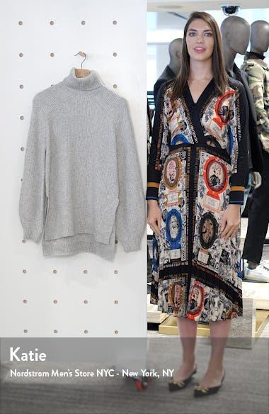 Sylinaa Turtleneck Sweater, sales video thumbnail