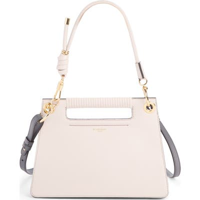 Givenchy Small Whip Leather Top Handle Bag - Pink