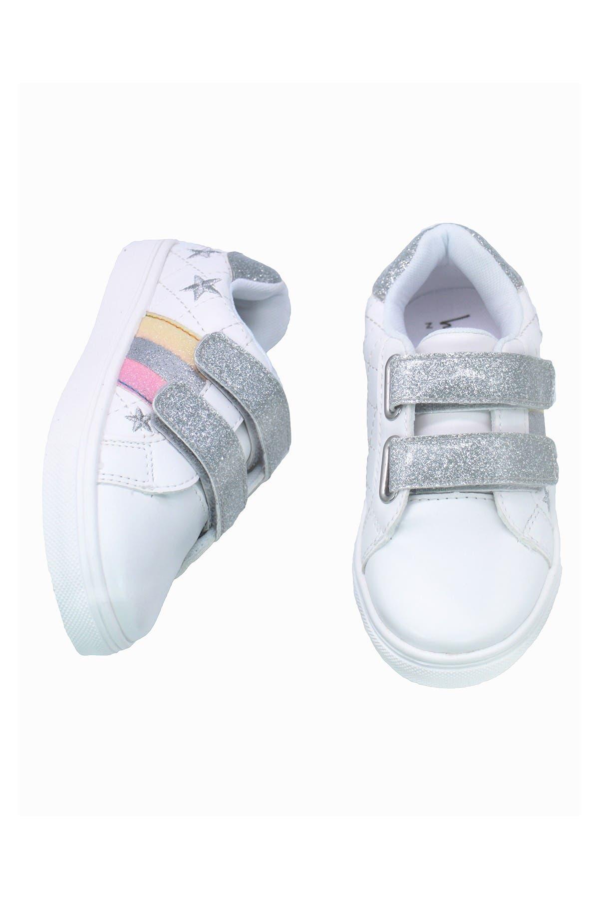 Image of Nicole Miller Glitter Sneaker