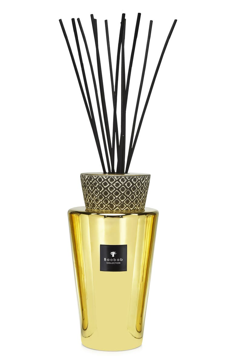 BAOBAB COLLECTION Les Exclusives Aurum Fragrance Diffuser, Main, color, AURUM- 5 LITER