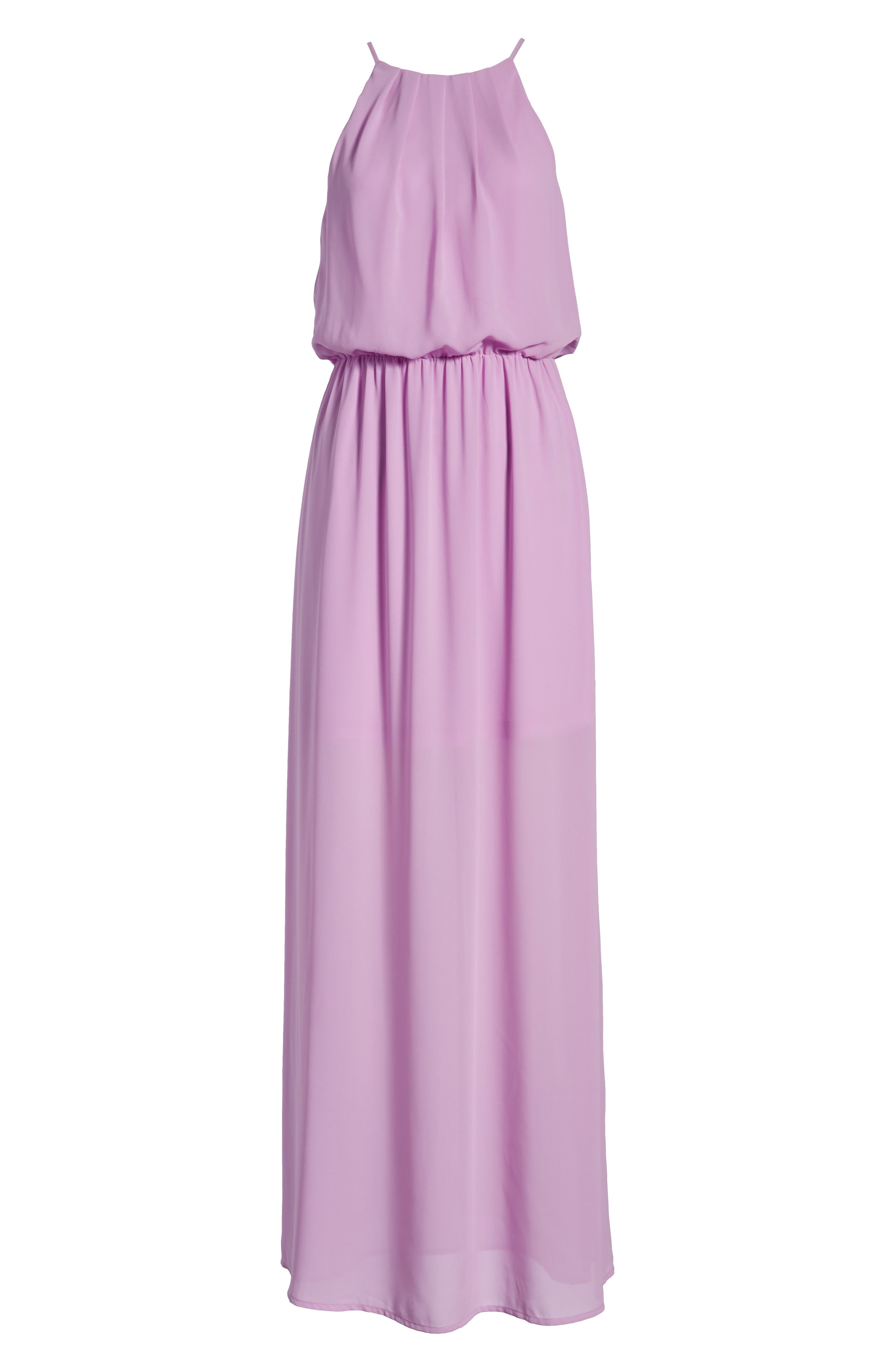 ,                             Blouson Maxi Dress,                             Alternate thumbnail 13, color,                             500