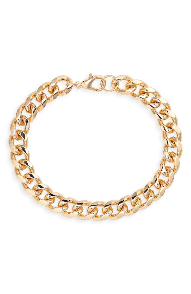 8 OTHER REASONS Baecay Chain Link Bracelet, Main, color, 710