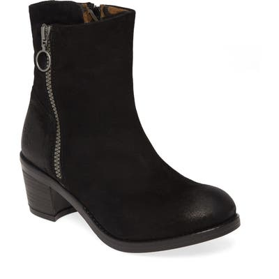 Fly London Zent Bootie - Black