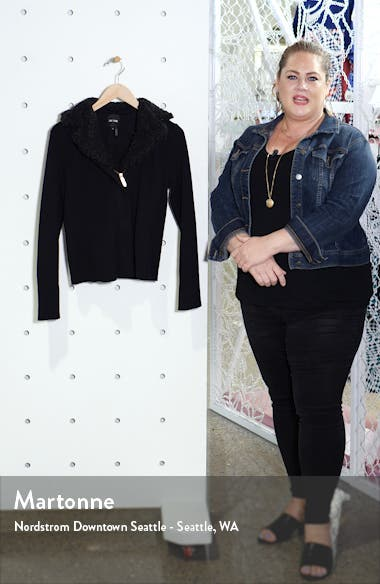 Zip-Up Cardigan, sales video thumbnail