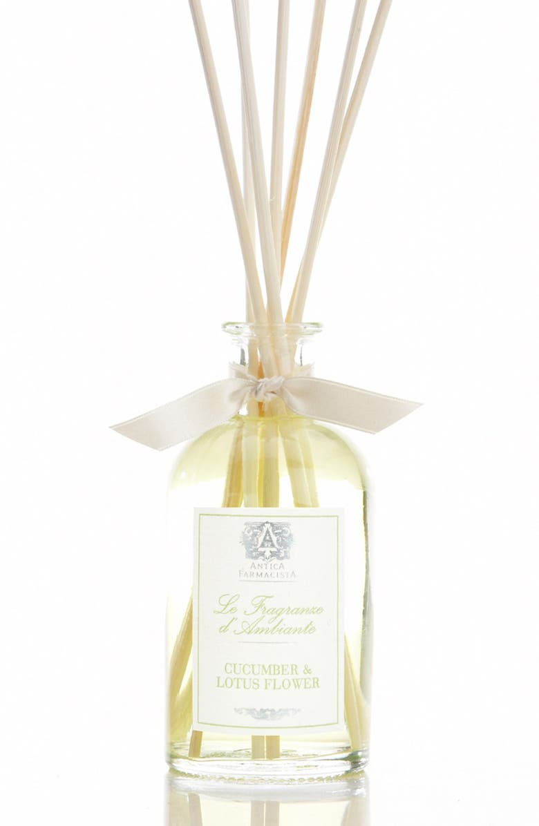 ANTICA FARMACISTA Cucumber & Lotus Flower Home Ambiance Perfume, Main, color, 000