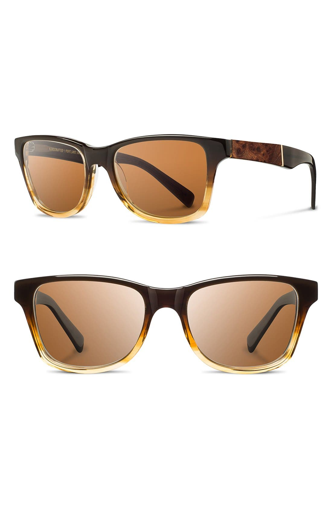 ,                             'Canby' 53mm Polarized Sunglasses,                             Main thumbnail 14, color,                             223