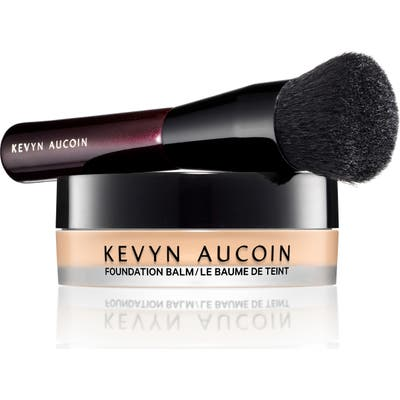 Kevyn Aucoin Beauty Foundation Balm & Brush -