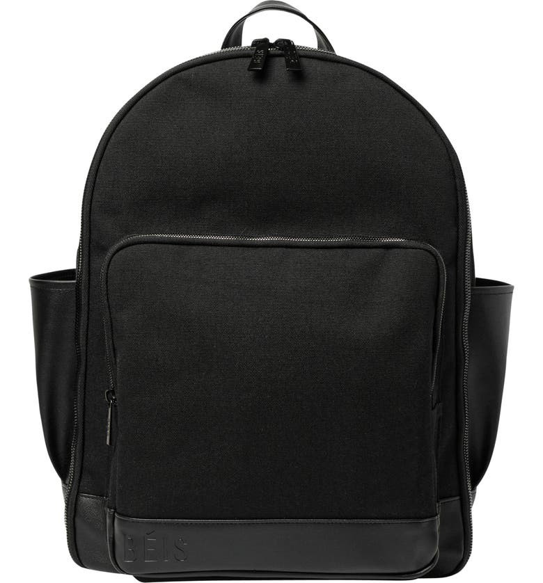 BÉIS Travel Multi Function Travel Backpack, Main, color, 001