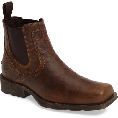 Ariat Midtown Rambler Mid Chelsea Boot