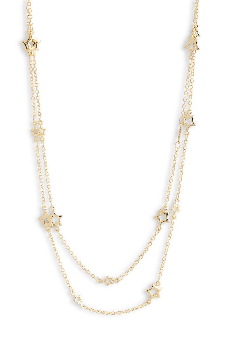 BRACHA Brach Wanderlust Choker Necklace, Main, color, GOLD