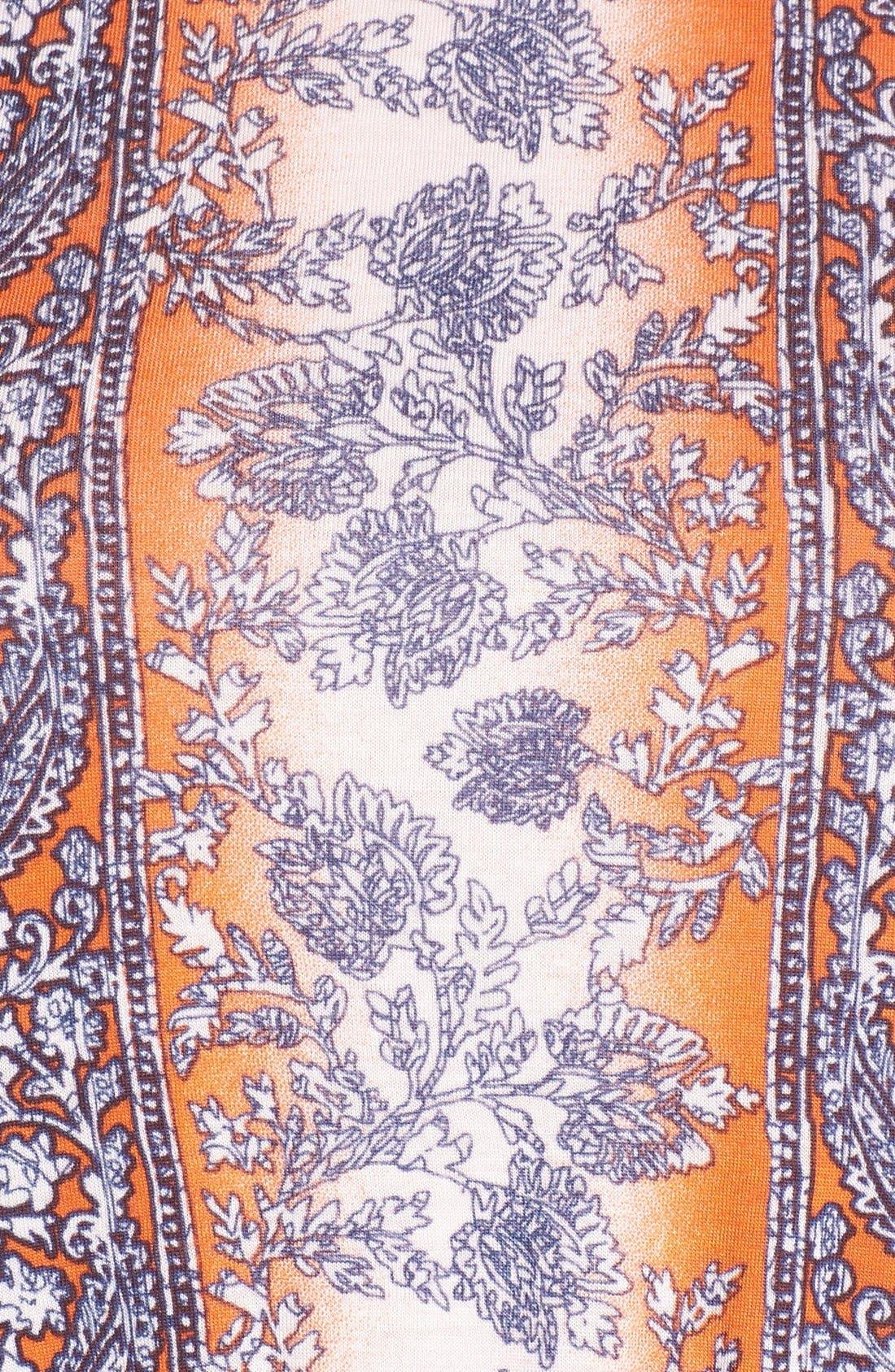 ,                             High Neck Maxi Dress,                             Alternate thumbnail 121, color,                             601