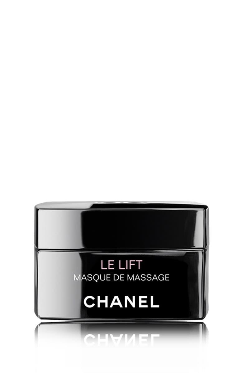 CHANEL LE LIFT MASQUE DE MASSAGE<br />Firming Anti-Wrinkle Recontouring Massage Mask, Main, color, NO COLOR