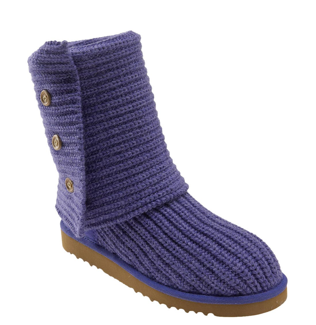,                             'Cardy' Classic Knit Boot,                             Main thumbnail 45, color,                             531