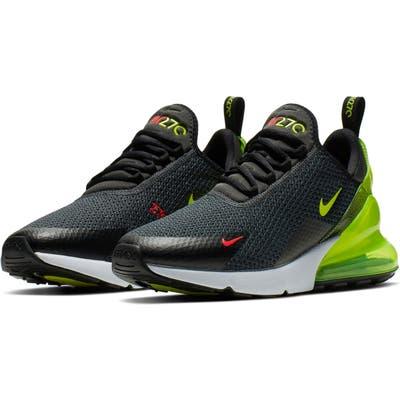 Nike Air Max 270 Se Flyknit Sneaker, Grey