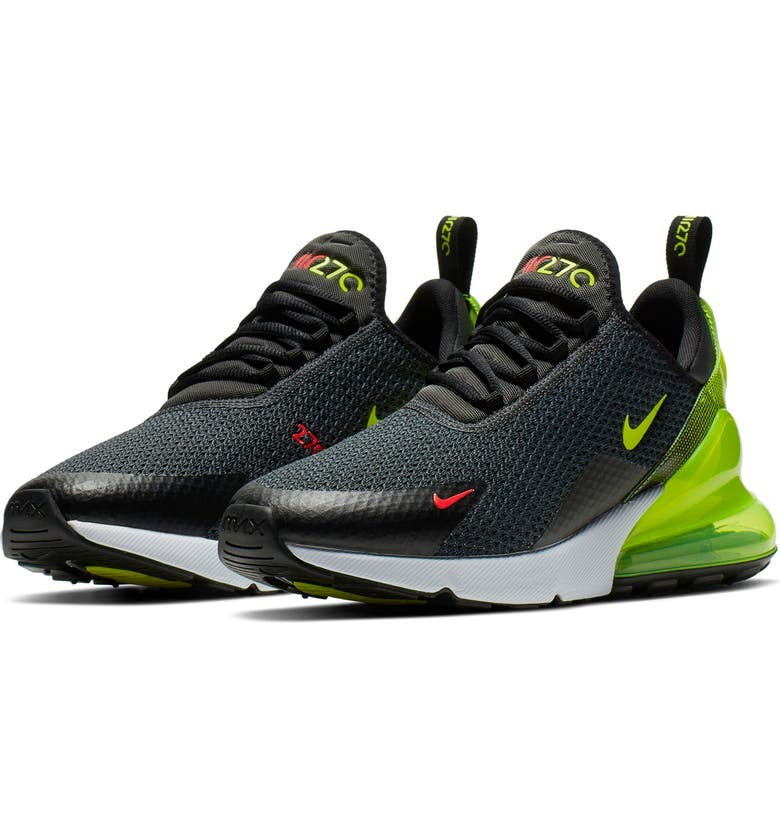 NIKE Air Max 270 SE Flyknit Sneaker, Main, color, 025